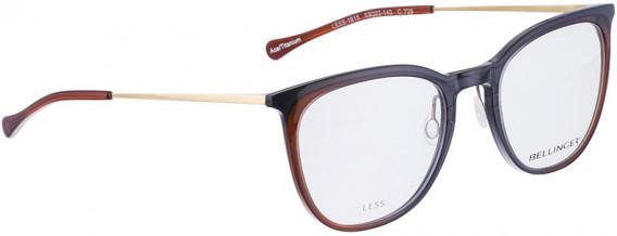 BELLINGER LESS1915 glasses in Grey
