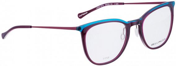 BELLINGER LESS1915 glasses in Purple