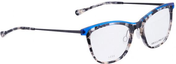 BELLINGER LESS1914 glasses in Black