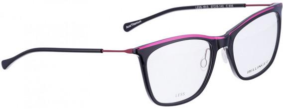 BELLINGER LESS1913 glasses in Black