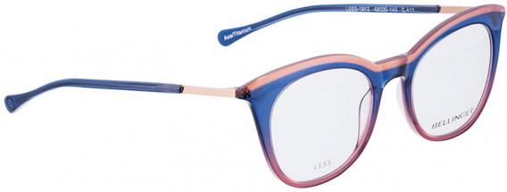 BELLINGER LESS1912 glasses in Blue