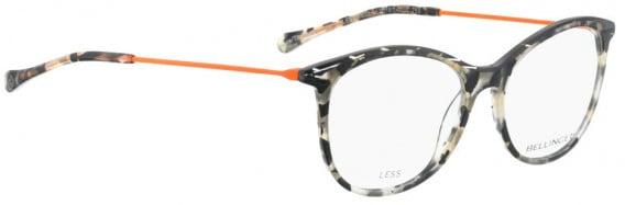 BELLINGER LESS1888 glasses in Grey Pattern