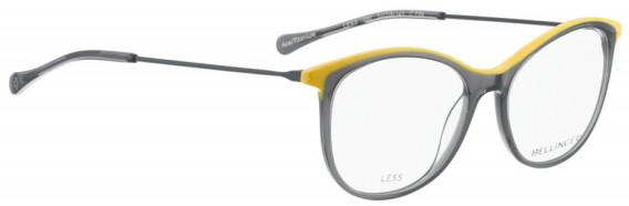 BELLINGER LESS1888 glasses in Grey Transparent