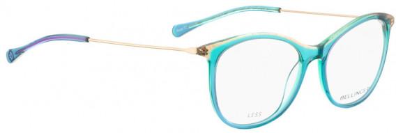 BELLINGER LESS1888 glasses in Green Transparent