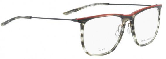 BELLINGER LESS1886 glasses in Grey Pattern