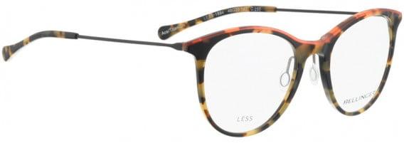 BELLINGER LESS1884 glasses in Brown Pattern