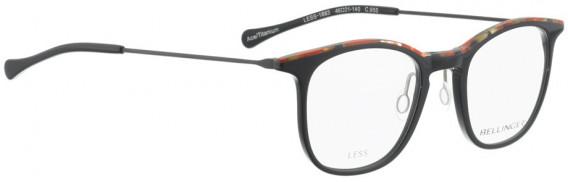 BELLINGER LESS1883 glasses in Black