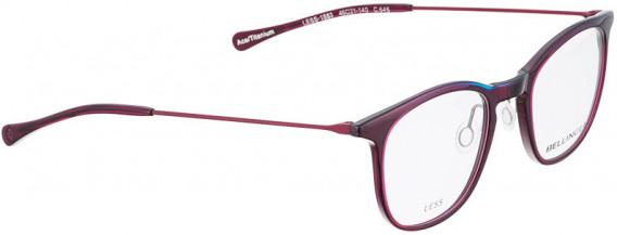 BELLINGER LESS1883 glasses in Purple