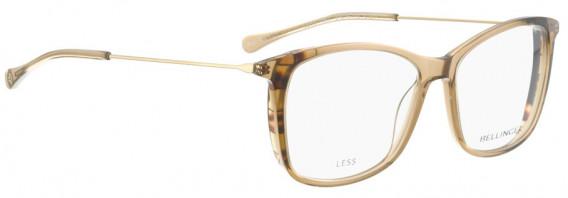 BELLINGER LESS1882 glasses in Brown Transparent