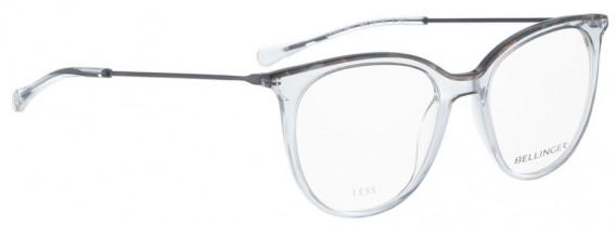 BELLINGER LESS1841 glasses in Crystal