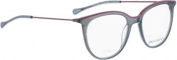 BELLINGER LESS1841 glasses in Grey Transparent