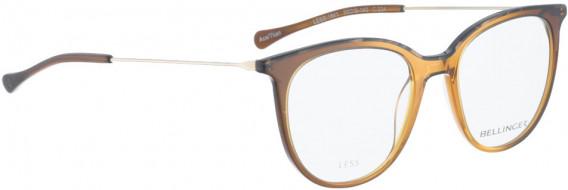 BELLINGER LESS1841 glasses in Brown Transparent