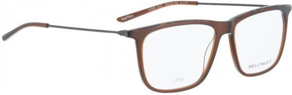 BELLINGER LESS1833 glasses in Dark Brown Pattern