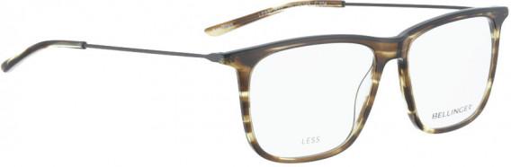 BELLINGER LESS1833 glasses in Brown Pattern