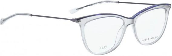 BELLINGER LESS1832 glasses in Grey Crystal