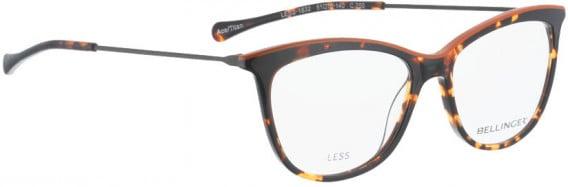 BELLINGER LESS1832 glasses in Brown Pattern