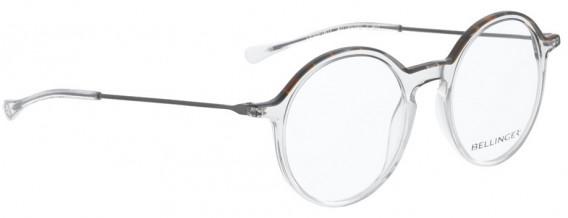 BELLINGER LESS1817 glasses in Crystal
