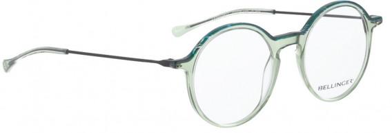 BELLINGER LESS1817 glasses in Green Transparent