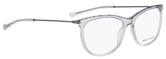 BELLINGER LESS1816 glasses in Crystal