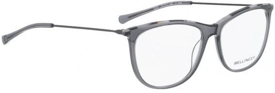 BELLINGER LESS1816 glasses in Grey Transparent