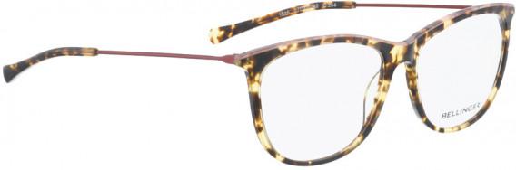 BELLINGER LESS1816 glasses in Brown Pattern