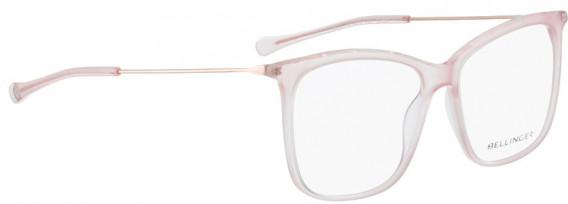 BELLINGER LESS1815 glasses in Pink Transparent