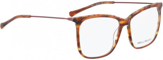 BELLINGER LESS1815 glasses in Brown Pattern
