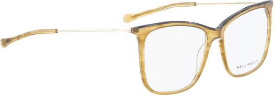 BELLINGER LESS1815 glasses in Light Brown Pattern