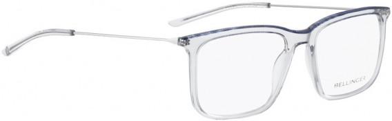 BELLINGER LESS1814 glasses in Crystal