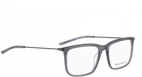 BELLINGER LESS1814 glasses in Grey Transparent