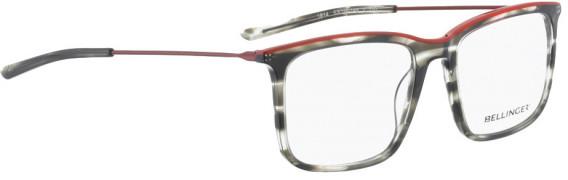 BELLINGER LESS1814 glasses in Grey Pattern