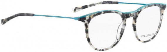 BELLINGER LESS1811 glasses in Grey Pattern