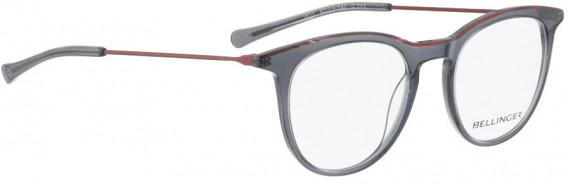 BELLINGER LESS1811 glasses in Grey Transparent