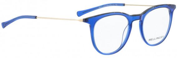BELLINGER LESS1811 glasses in Blue Transparent