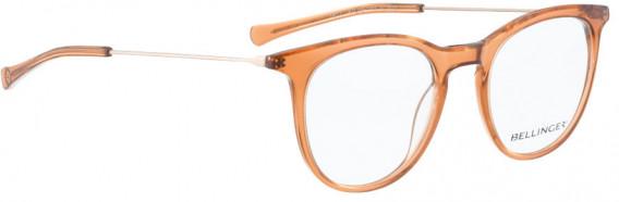BELLINGER LESS1811 glasses in Brown Transparent