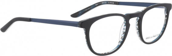 BELLINGER KOI glasses in Black