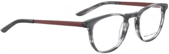 BELLINGER KOI glasses in Grey Pattern