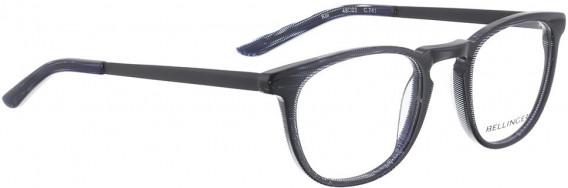 BELLINGER KOI glasses in Dark Grey Pattern
