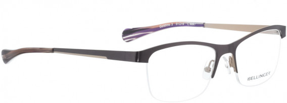 BELLINGER GOLDLINE-3 glasses in Purple