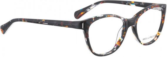 BELLINGER GLOW glasses in Black Pattern