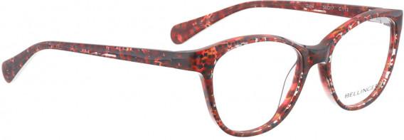 BELLINGER GLOW glasses in Red Pattern