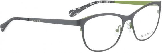 BELLINGER GHOST glasses in Matt Grey