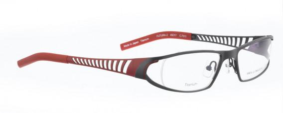 BELLINGER FUTURA-2 glasses in Shiny Grey