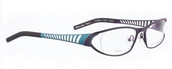 BELLINGER FUTURA-1 glasses in Lavender