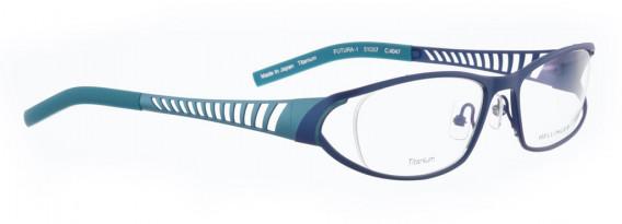 BELLINGER FUTURA-1 glasses in Blue