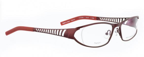 BELLINGER FUTURA-1 glasses in Shiny Red