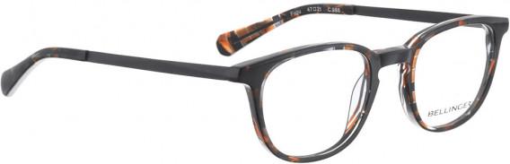 BELLINGER FUGU glasses in Black Pattern