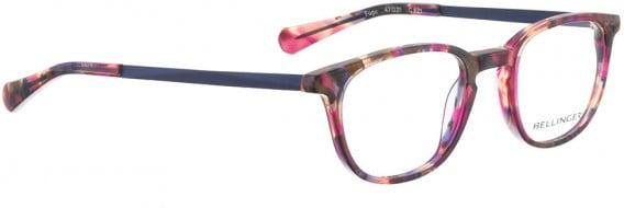 BELLINGER FUGU glasses in Pink Pattern