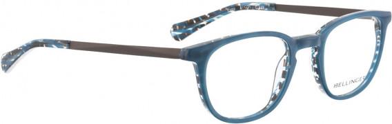 BELLINGER FUGU glasses in Blue Pattern
