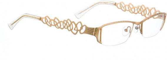 BELLINGER FREJA-2 glasses in Gold